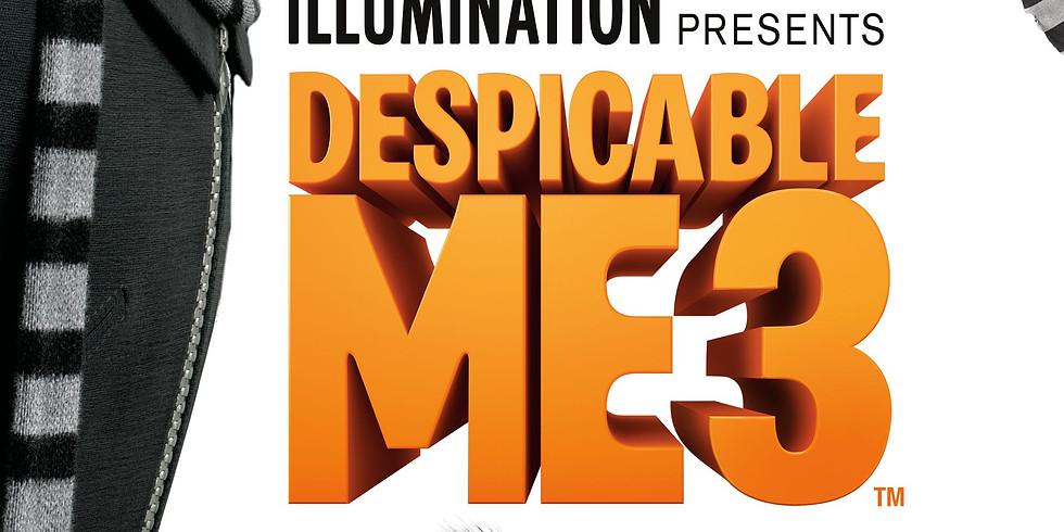 Despicable Me 3 - 2/20 - 7:00pm