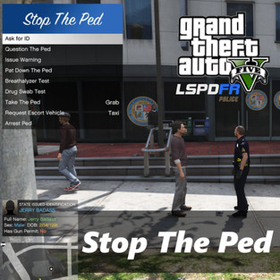 Stop The Ped (v4.9.5.0)