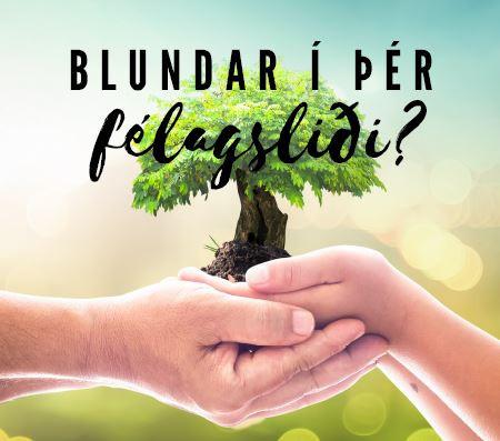 Blundar í þér félagsliði?