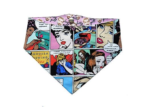 Bandana Ryan-Comics