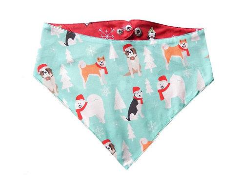 Bandana Christmas Big Dogs