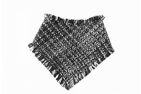 Bandana Tweed noir
