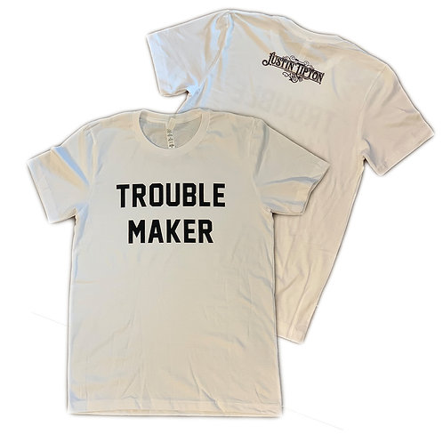 """""""Troublemaker"""" Tee"""
