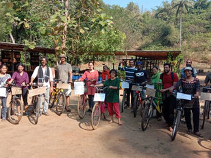 Swapathgami Cycle Yatra 2020 - 7 days of Romance with Nature & Life