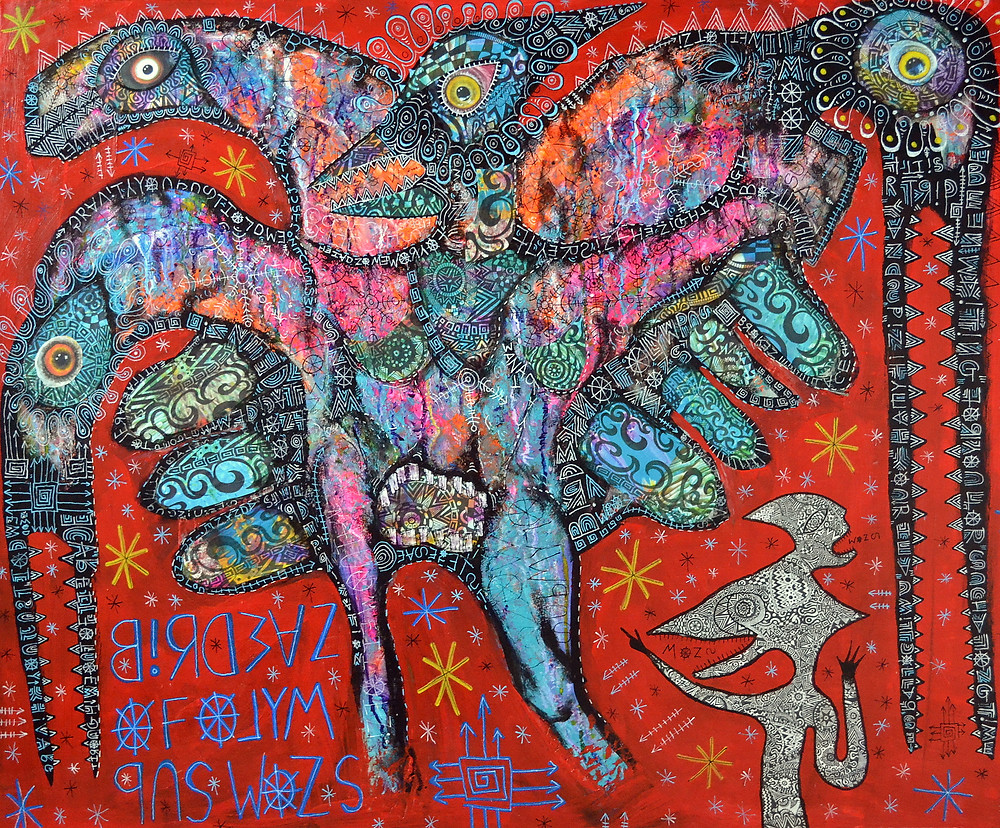 Birdman of Olympus Mons
