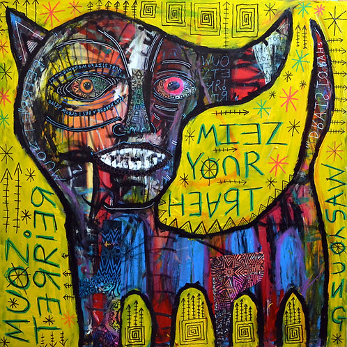 When your heart was young (a Muon terrier recollects)
