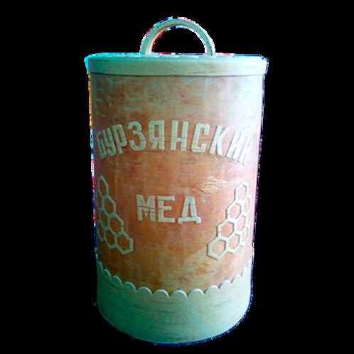 Бурзянский липовый мёд