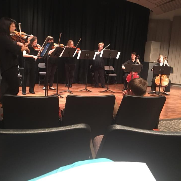 STEP Birmingham Faculty Concert