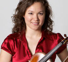 Sarah Dennis, violin teacher