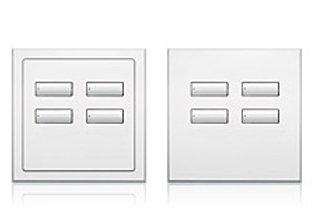 HQWT-U-P4W-XX 4-Button keypad