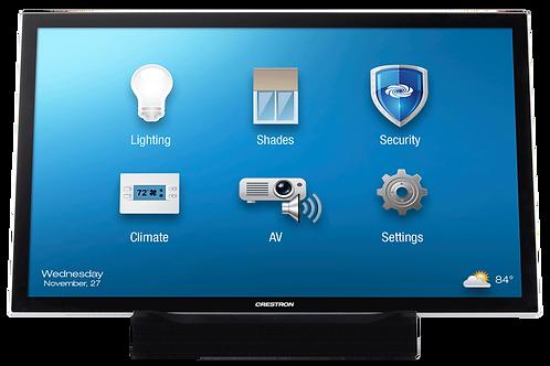 "TSW-1052-B-S Touchpanel Nero Multimediale 20"""