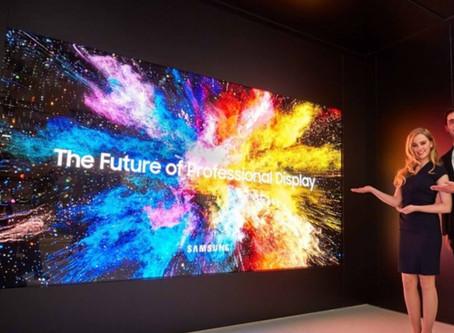 Samsung, display QD-OLED per le TV del futuro