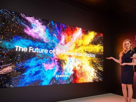 Samsung, display QD-OLED per le TV del futuro