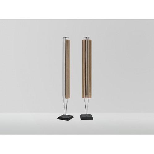 BeoLab 18 alluminio, nero, brass tone