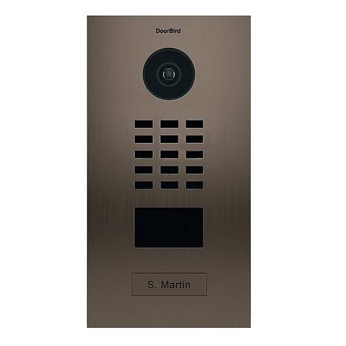 Videocitofono IP DoorBird D2101BV