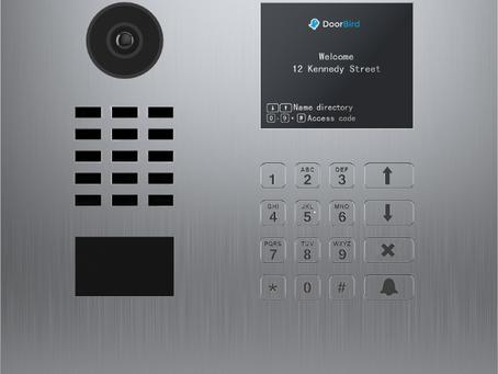 Il miglior Videocitofono IP... - Door Bird Partner Roma