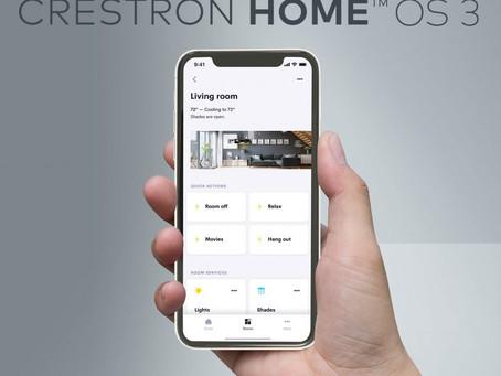 Home Os3, il modo più intelligente e semplice per gestire più case Crestron