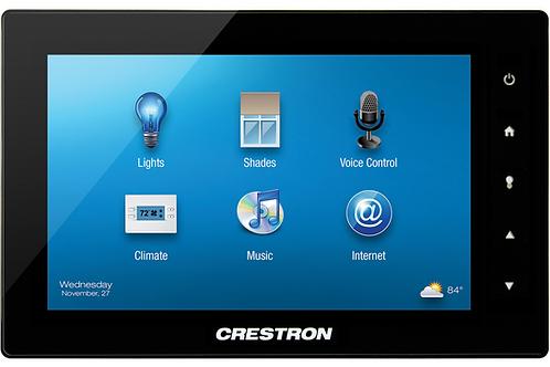 "TSW-552-B-S Touchpanel 5"" - web browser nero"