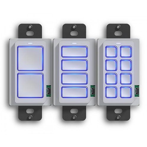 HQWT-U-P3W-XX 3-Button keypad