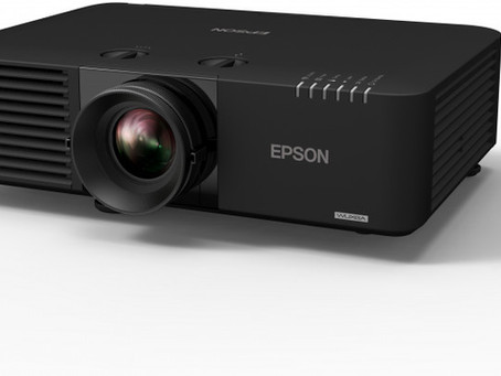 Epson annuncia una nuova gamma di videoproiettori laser entry-level per sale riunioni e aule - Video