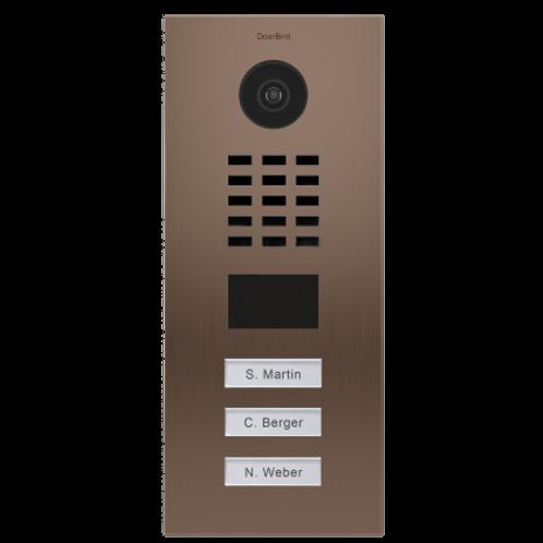 Videocitofono IP DoorBird D2103BV