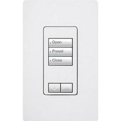 HQWT-U-PRW-XX 3-Button with raise/lower keypad