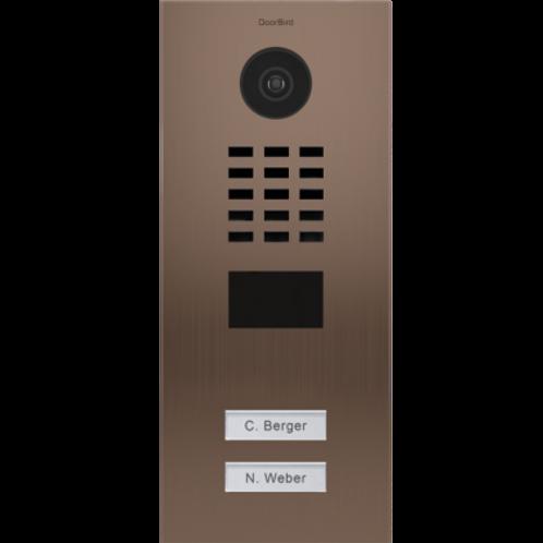 Videocitofono IP DoorBird D2102BV