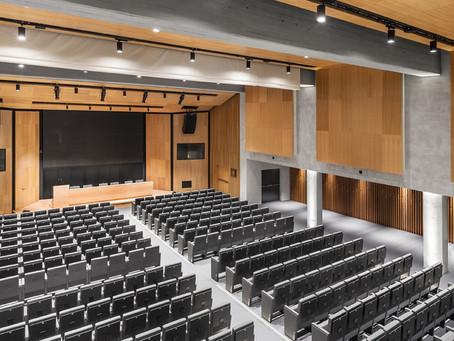 L'auditorium dinamico per il polo universitario LUISS Guido Carli (powered by Next Domus)