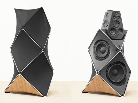 Consumer Electronic Show 2016 Bang & Olufsen BeoLab 90