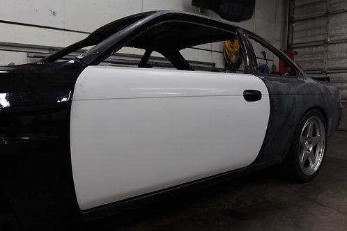 S14 fiberglass doors