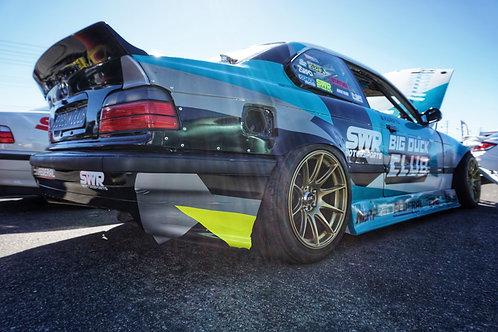 E36 Rear Bumper Extensions