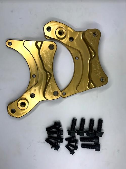 E9X M3 - Dual Caliper Bracket Kit
