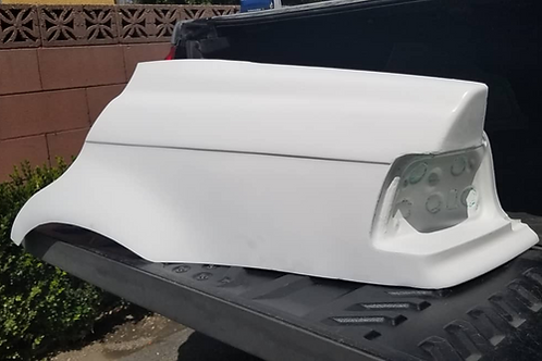 E36 Sedan Rear Quarter Replacement