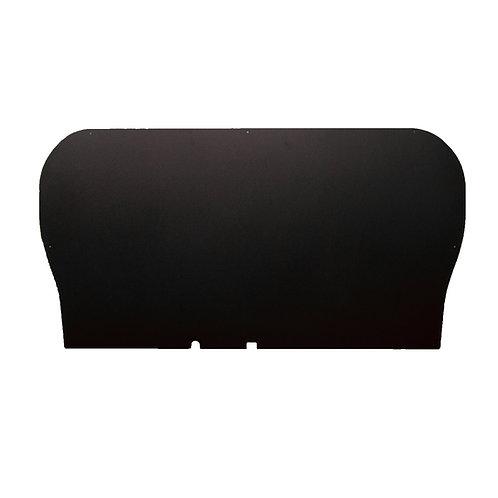 E36 Rear Seat Delete Panel