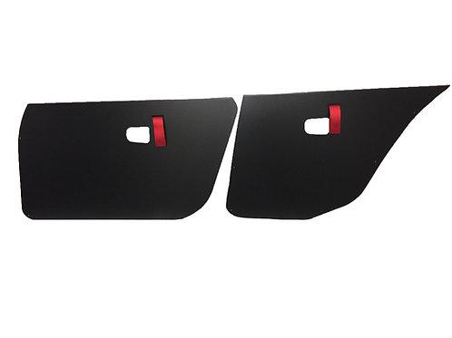 E36 Coupe Doorcard Delete (4 piece)