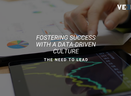 Fostering Success with a Data-Driven Culture: The Need to Lead