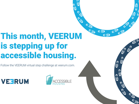 VEERUM steps up for accessible housing