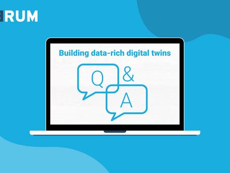 Building data-rich digital twins of your legacy facilities | Webinar highlights and FAQ