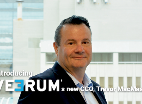Introducing VEERUM's new Chief Client Officer, Trevor MacMaster
