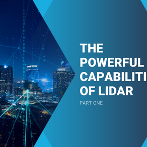 The powerful capabilities of LiDAR: Part one