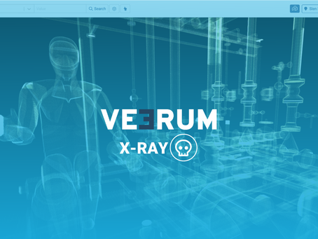 VEERUM's new X-Ray theme brings a fresh perspective to your assets