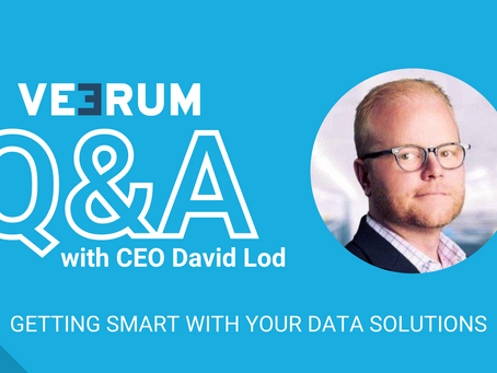 Q&A with CEO David Lod: Getting smart with your data visualization platform