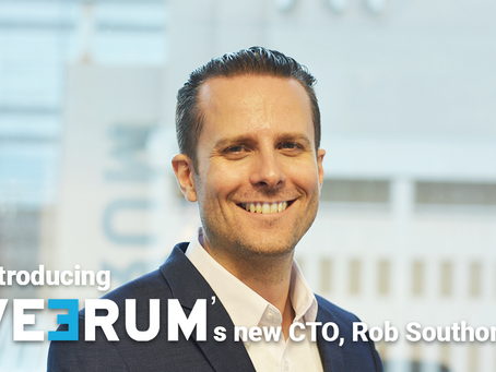 Introducing VEERUM's new CTO, Rob Southon