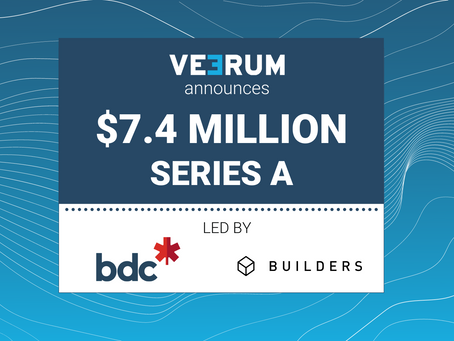 VEERUM raises $7.4 million in growth capital to expand its global presence