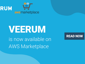Through AWS Marketplace, VEERUM offers a new method for purchasing and deploying the VEERUM solution