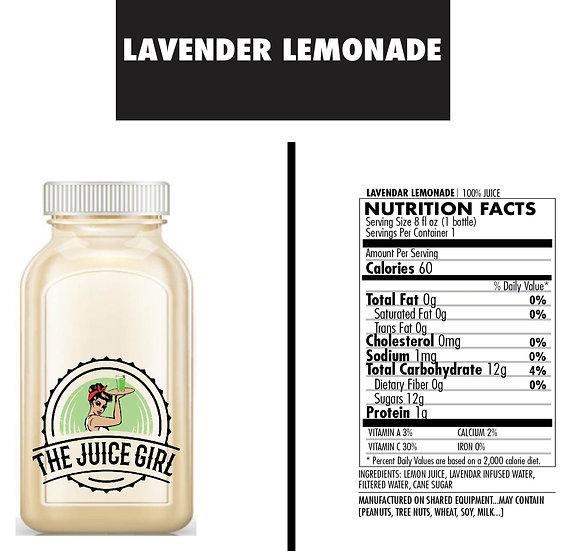Lavender Lemonade (SUMMER FAVORITE)