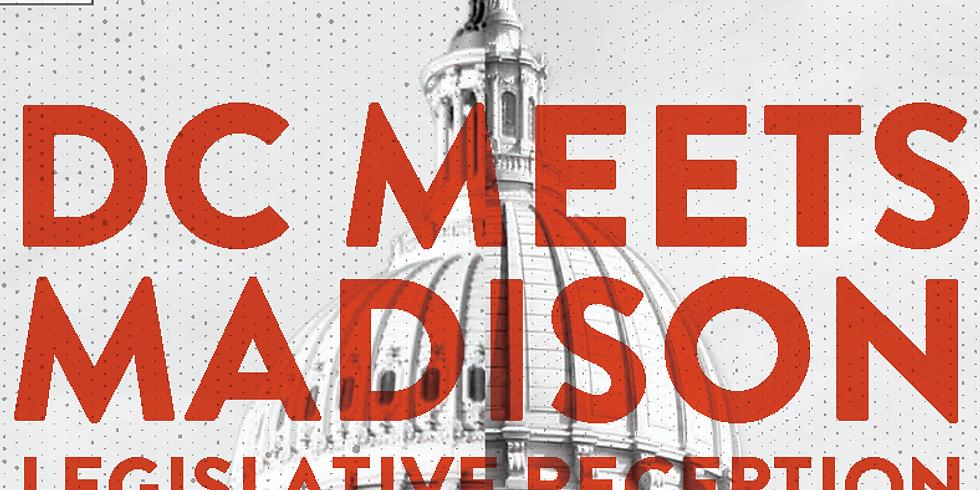 DC Meets Madison Legislative Reception