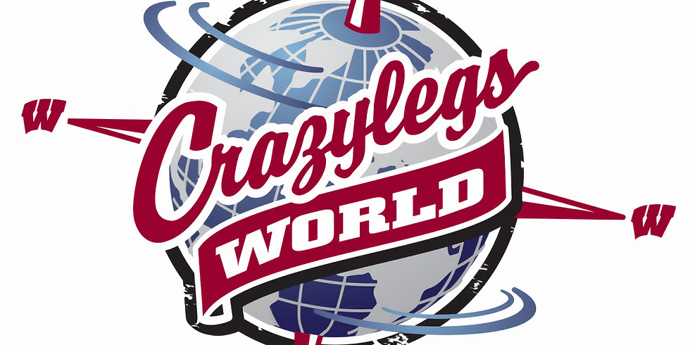 Crazylegs World: DC