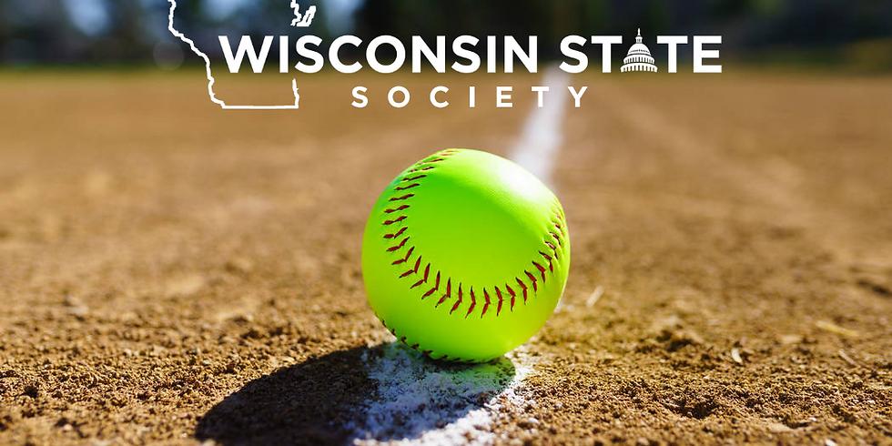 State Societies Softball Tournament