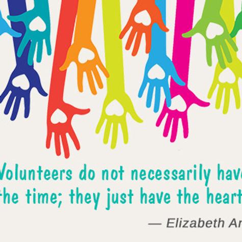 Volunteer Service Event